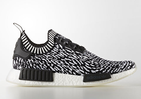 How To Lace Your Sneakers / Swap Your Shoe Laces : ADIDAS NMD R1 Zebra Pack