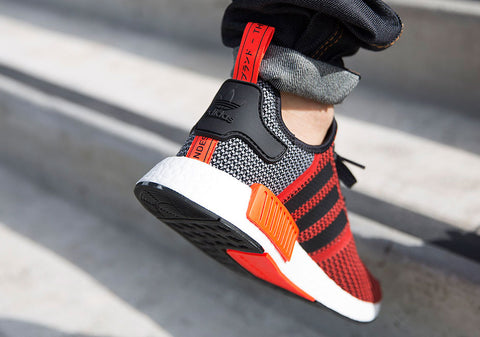 adidas nmd runner r1 lush red boost