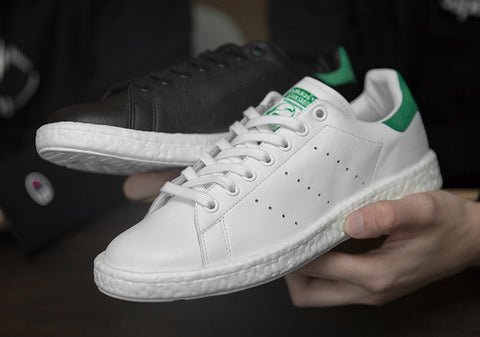 Our First Official Look At The adidas Stan Smith Boost