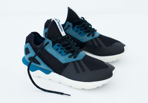 adidas tubular two tone turquoise black