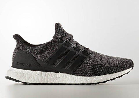 How To Lace Your Sneakers / Swap Your Shoe Laces : ADIDAS Ultra Boost 3.0 Core Black / Utility Black