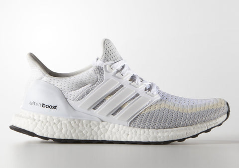 "Ultra Boost 2.0 ""Clear Grey"" is returning to stores"