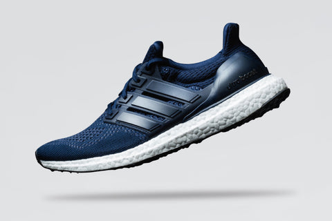 low priced 2eb51 274d6 Shoelace Recommendations - ADIDAS Ultra Boost Navy - Slickies