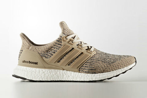 How To Lace Your Sneakers / Swap Your Shoe Laces : ADIDAS Ultra Boost 3.0 Trace Khaki