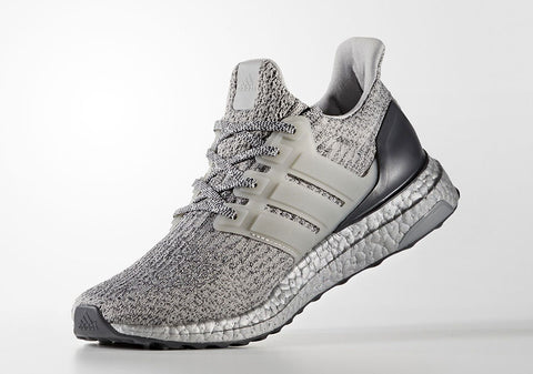 How To Lace Your Sneakers / Swap Your Shoelaces : ADIDAS Ultra Boost 3.0 Silver Pack