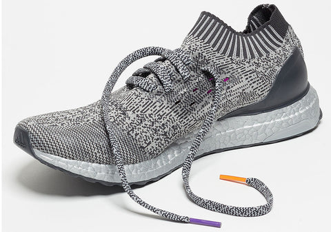 How To Lace Your Sneakers / Swap Your Shoelaces : ADIDAS Ultra Boost Uncaged Silver Pack