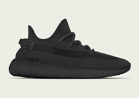 adidas Yeezy Boost 350 V2 coming soon in Black