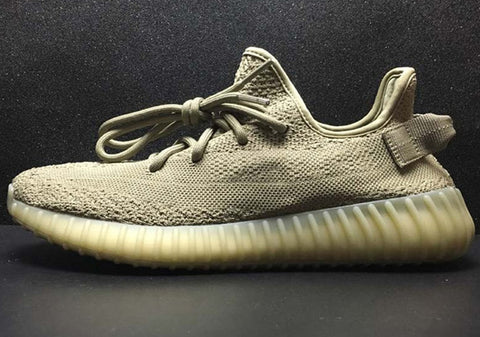 Sneak pics of the ADIDAS Yeezy Boost 350 V2 Dark Green