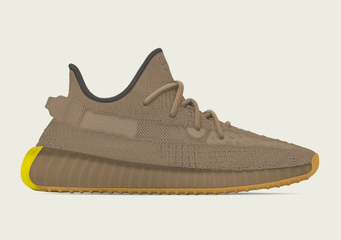 adidas Yeezy Boost 350 V2 Earth touching down in 2020