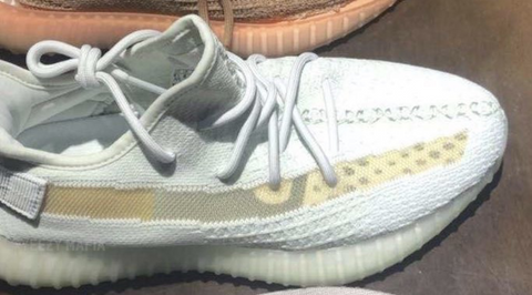 "First look at the Adidas Yeezy Boost 350 V2 ""Hyperspace"""