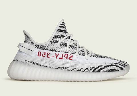 Where to buy shoe laces for the Yeezy 350 V2 Zebra?