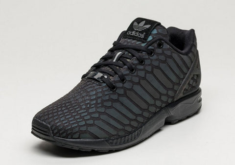 new arrival 7fa18 7312b Shoelace Recommendations - ADIDAS ZX FLUX Prism All Black ...