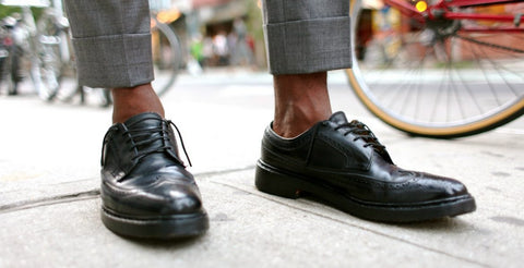 how to lace your dress shoes shoelaces