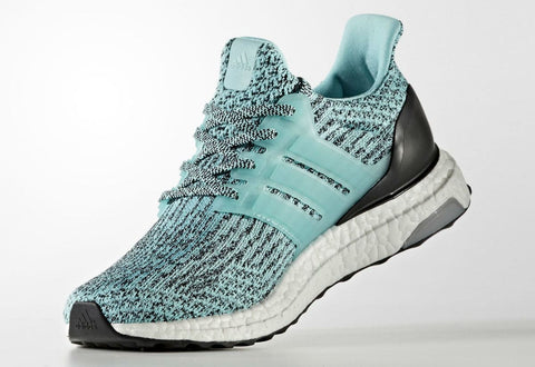 How To Lace Your Sneakers / Swap Your Shoe Laces : ADIDAS Ultra Boost 3.0 Womens MINT