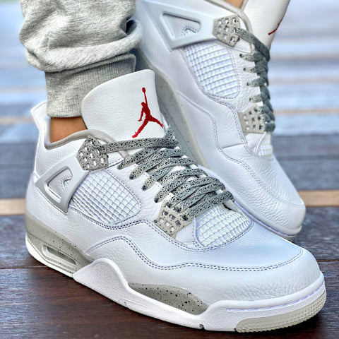 Jordan 4 Laces - Where to buy them? | By Slickieslaces