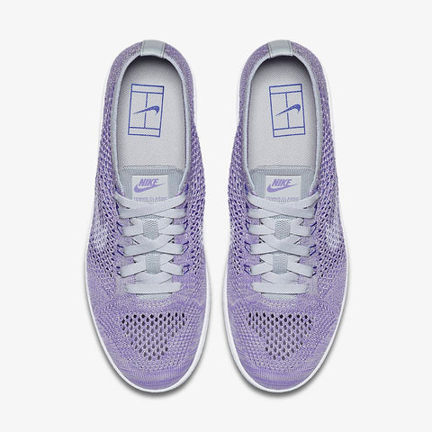 nike tennis classic ultra flyknit lavender