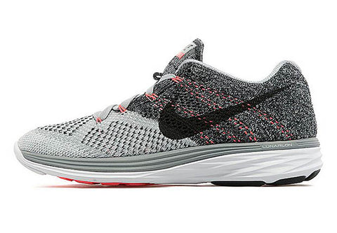 Shoelace Recommendations Nike Flyknit Lunar 3 Wolf Grey Black White Slickies