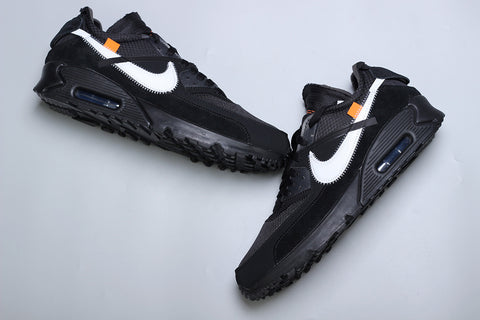 Off-White NIKE Air Max 90 Black to release on January 17th 2019