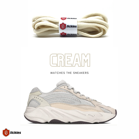 Where to buy shoe laces for the adidas Yeezy 700 V2 Cream?