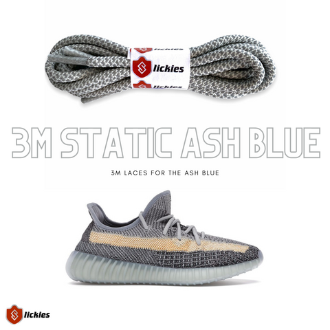 Where to buy shoelaces for the Yeezy Boost 350 V2 Ash Blue?