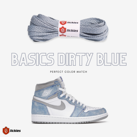 Where to buy shoe laces for the NIKE Air Jordan 1 High Hyper Royal?