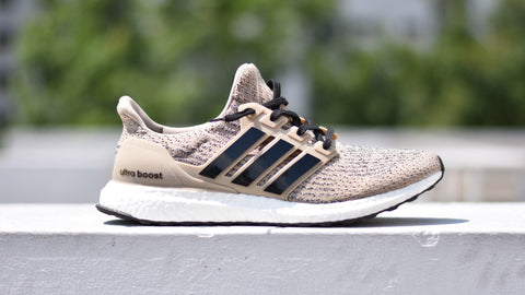 03d4b37bd7ee Transform your Ultra Boost 3.0 Trace Khaki into a Limited Edition ...