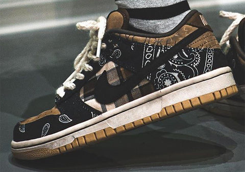Travis Scott NIKE SB Dunk Low releasing on February 29th