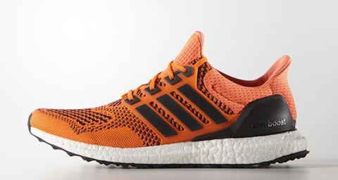 adidas ultra boost solar orange