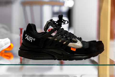How To Lace Your Sneakers / Swap Your Shoe Laces : Virgil Abloh x NIKE Air Presto Off-White