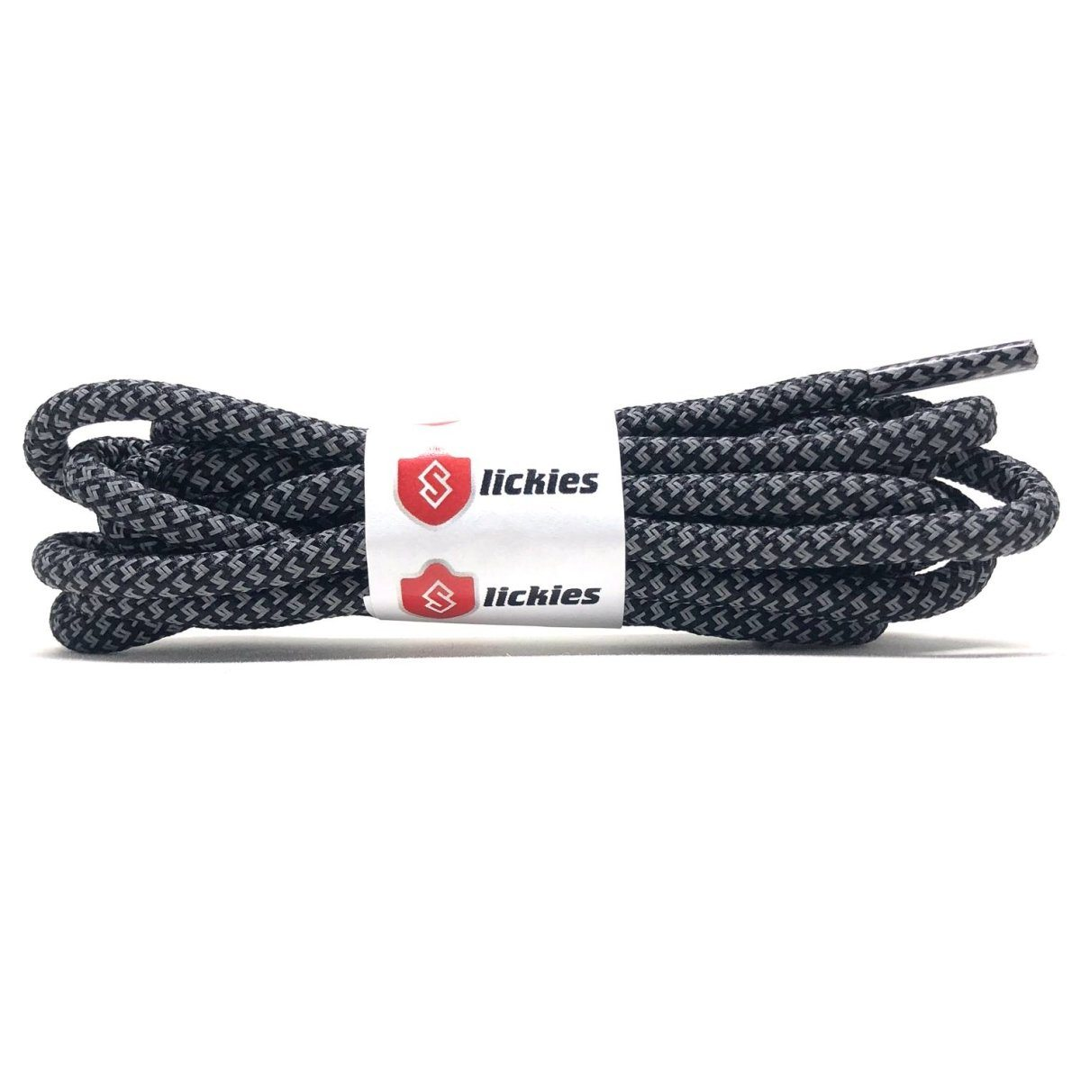 3M Rope - 3M Reflective Rope Laces - Static Black