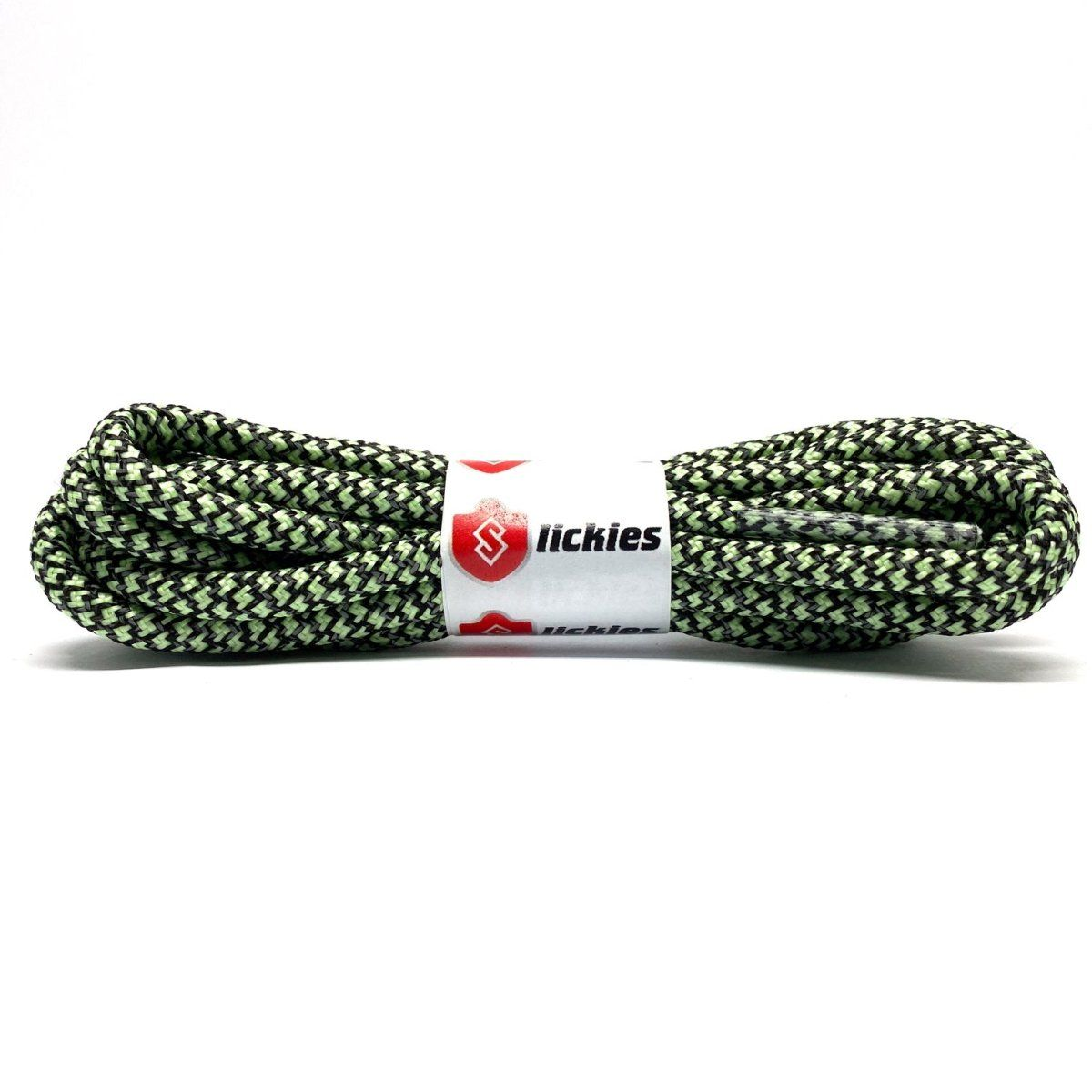 3M Rope - 3M Reflective Rope Laces V2 - Glow In The Dark Green For Yeezy Boost 350 V2 Yeezreel