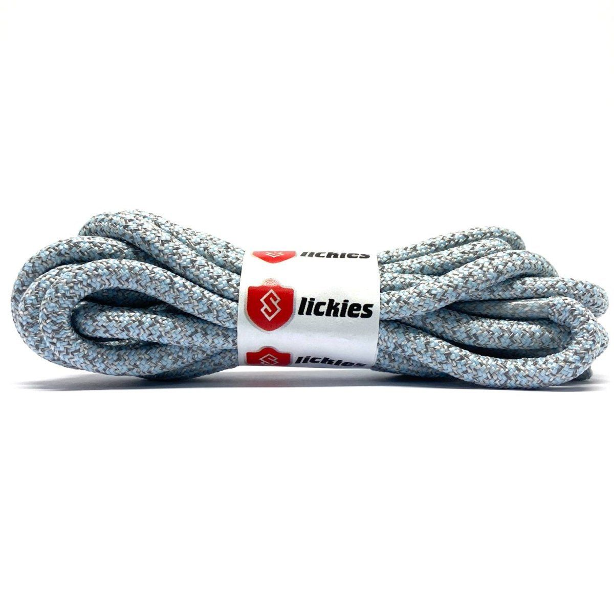 3M Rope - 3M Reflective Rope Laces V2 - Linen Blue For Yeezy Boost 350 V2 Linen