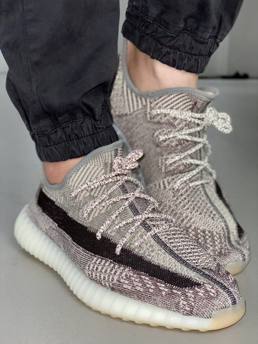 Yeezy Laces 3M Reflective Rope V2 - Zyon Brown for Yeezy Boost 350 ...