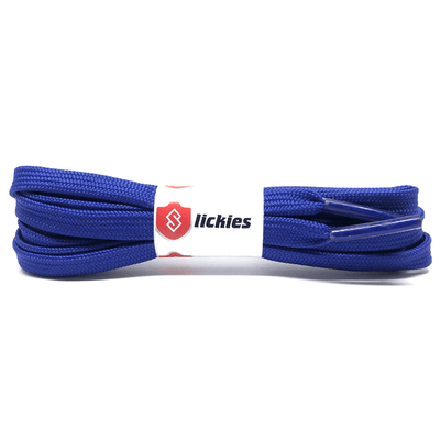 Flat Thin - BASICS Flat 7MM Laces - OG Purple