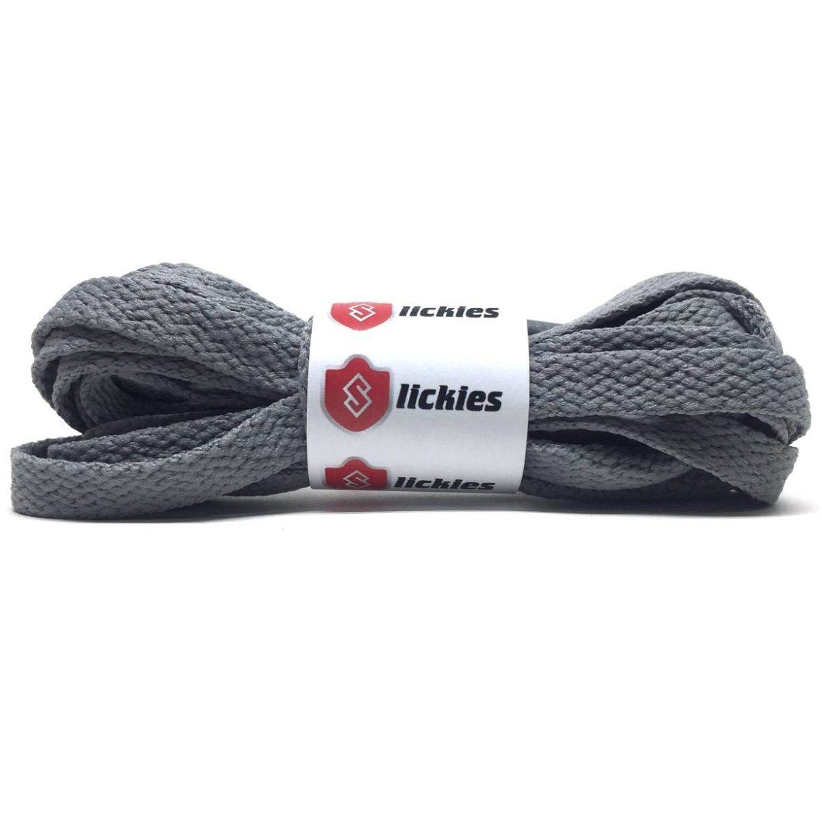 Flat Thin - BASICS Flat Thin Laces - Grey
