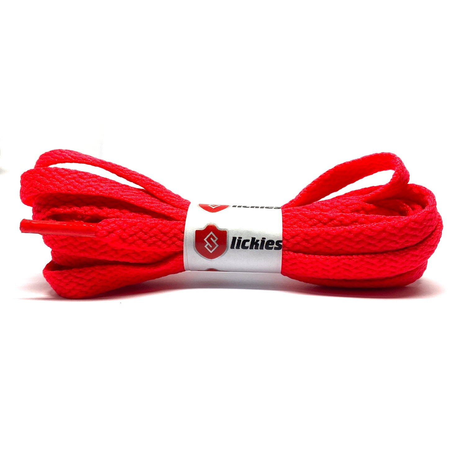 Flat Thin - BASICS Flat Thin Laces - Infrared