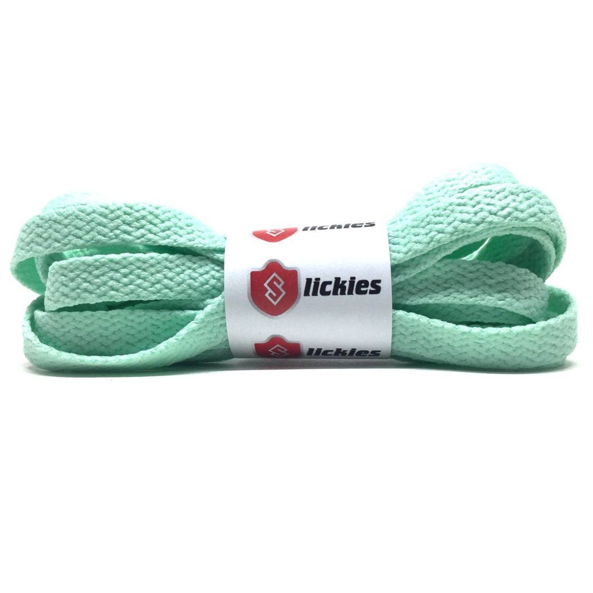 Flat Thin - BASICS Flat Thin Laces - Mint Green