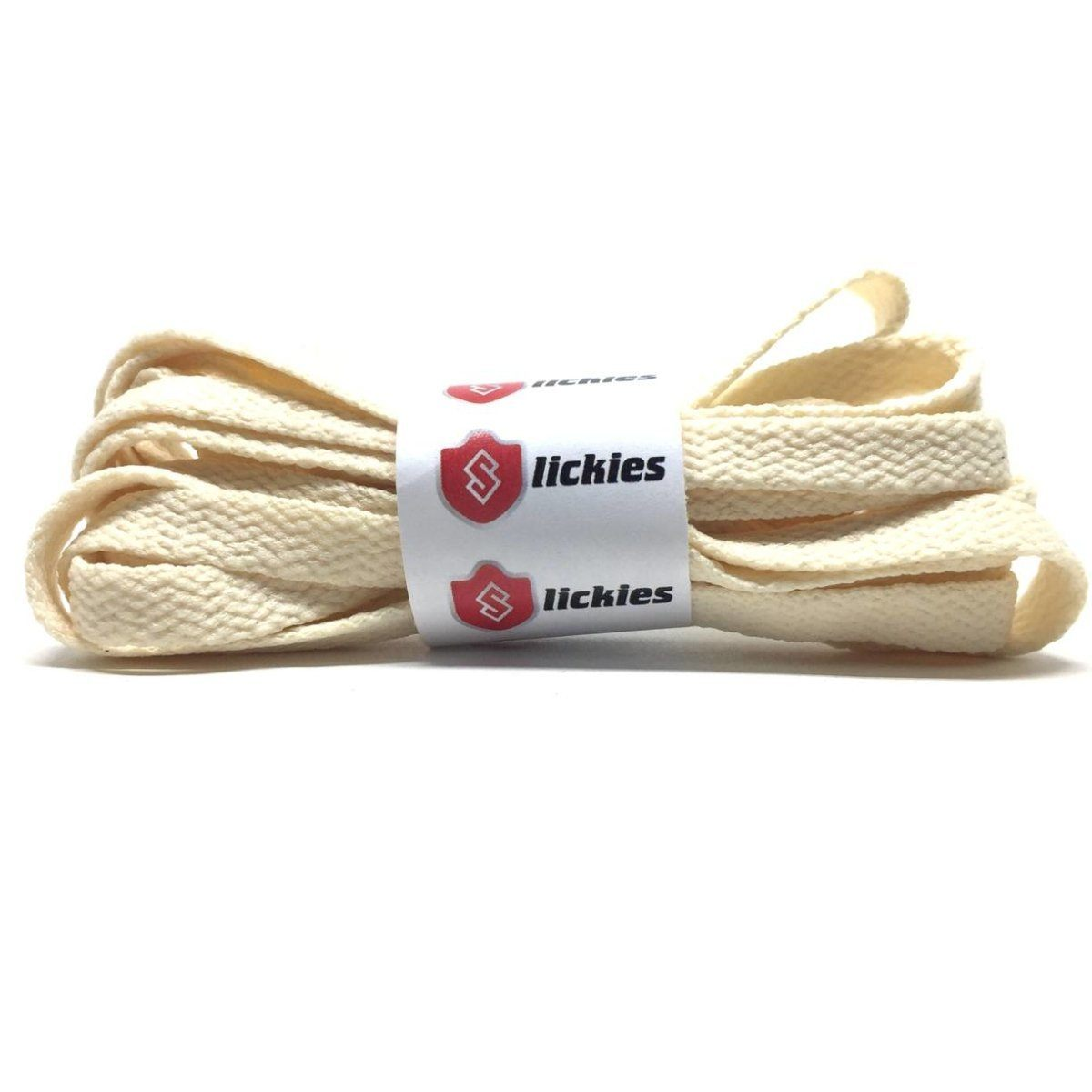 Flat Thin - BASICS Flat Thin Laces - Vintage Cream