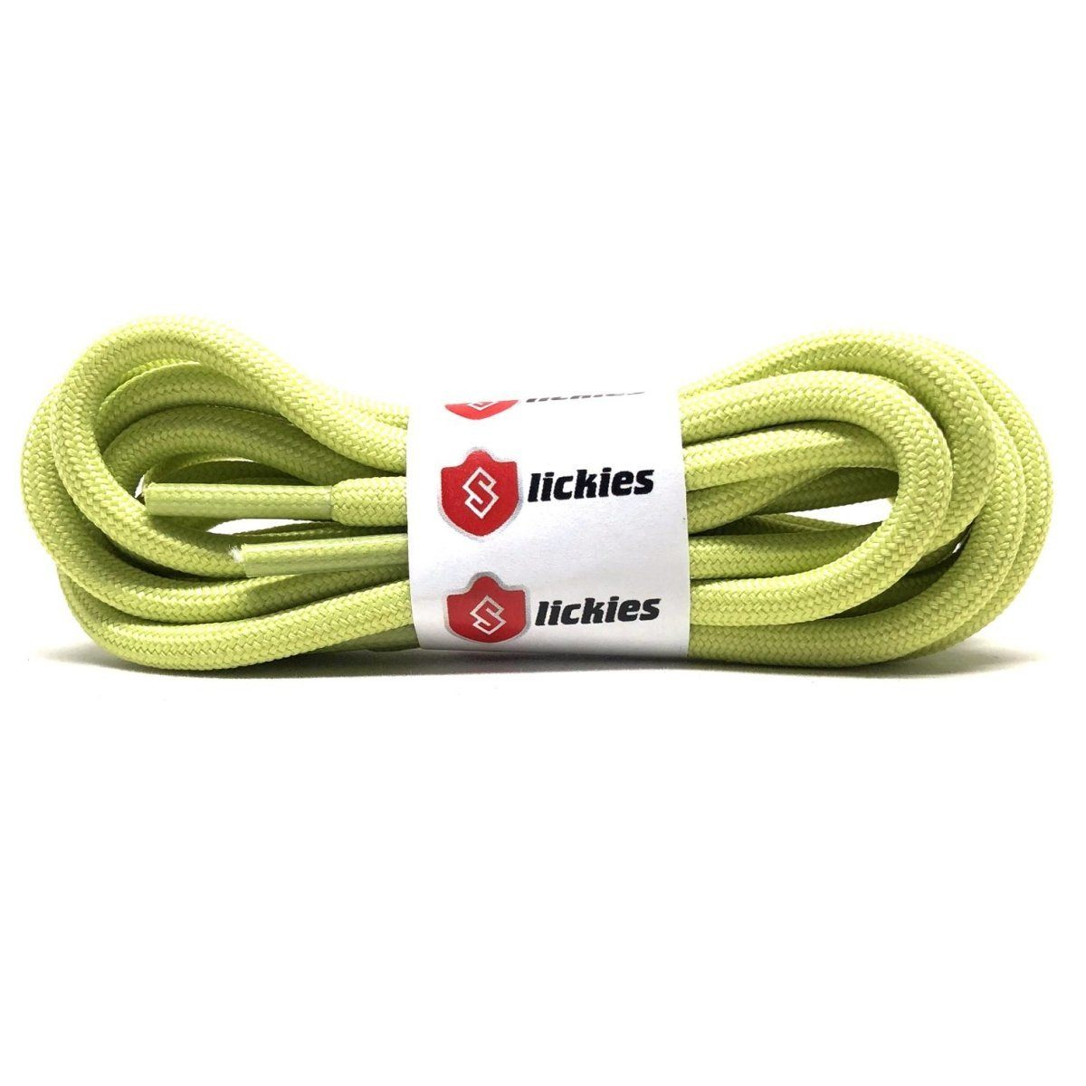 Rope Laces - BASICS Rope Laces - Frozen Yellow