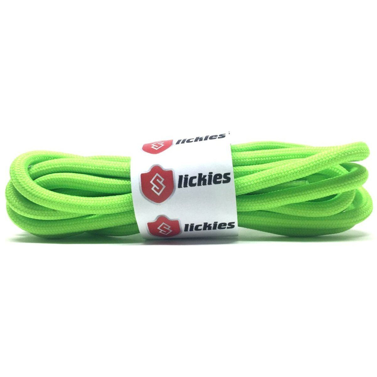Rope Laces - BASICS Rope Laces - Neon Green