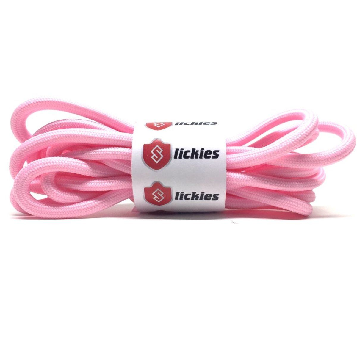 Rope Laces - BASICS Rope Laces - Pastel Pink