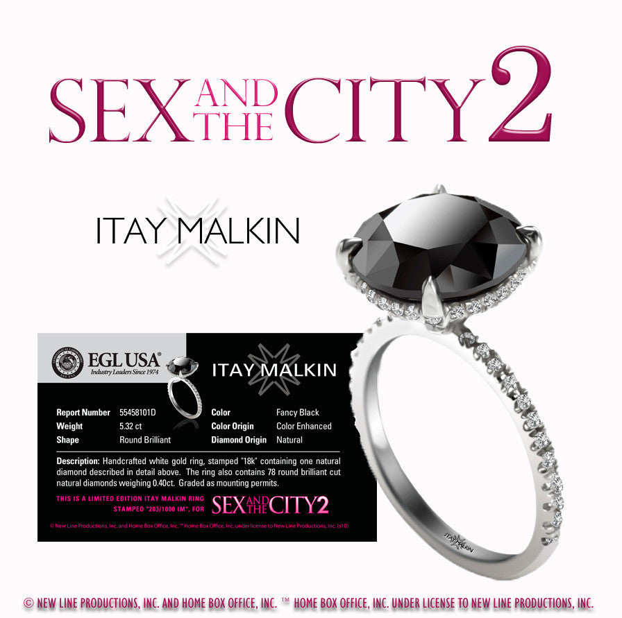 City engagement ring sex