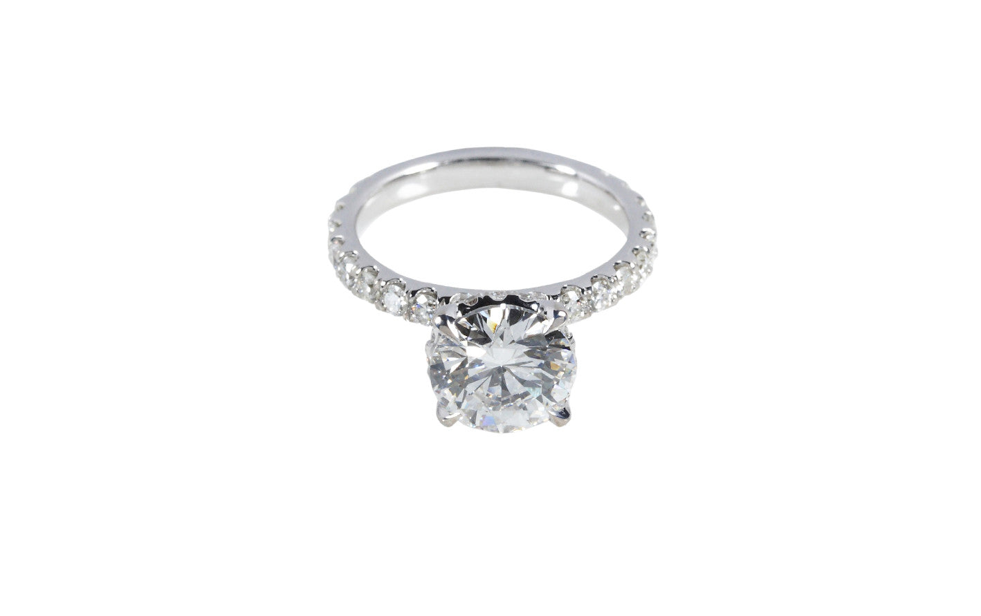 and halo engagement double mount gold rhodium with black tips round diamond rings ring semi white