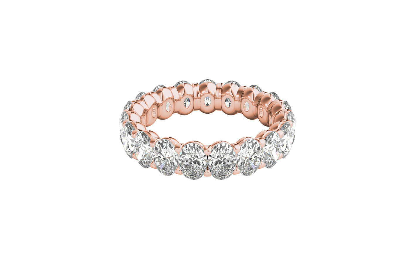 product aquamarine eternity band dainty gold bands home aquamarines birthstone genuine half in rose with