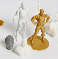 3D scans and prints of you and your family
