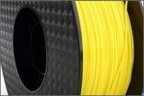 YELLOW 3d printer PLA filament - 1.75mm - 1kg reel