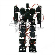 Humanoid Robot KIT with 17 degrees of freedom - 25cm high