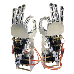 IRON MAN TECH! Mini Humanoid Five Finger Hand with 5 degrees of freedom