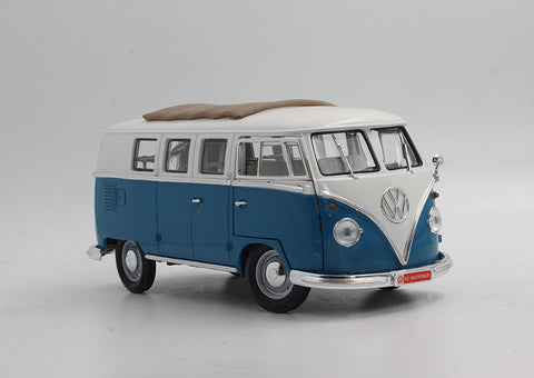 1962 VW camper - 1:18 Die Cast Model - own an icon!