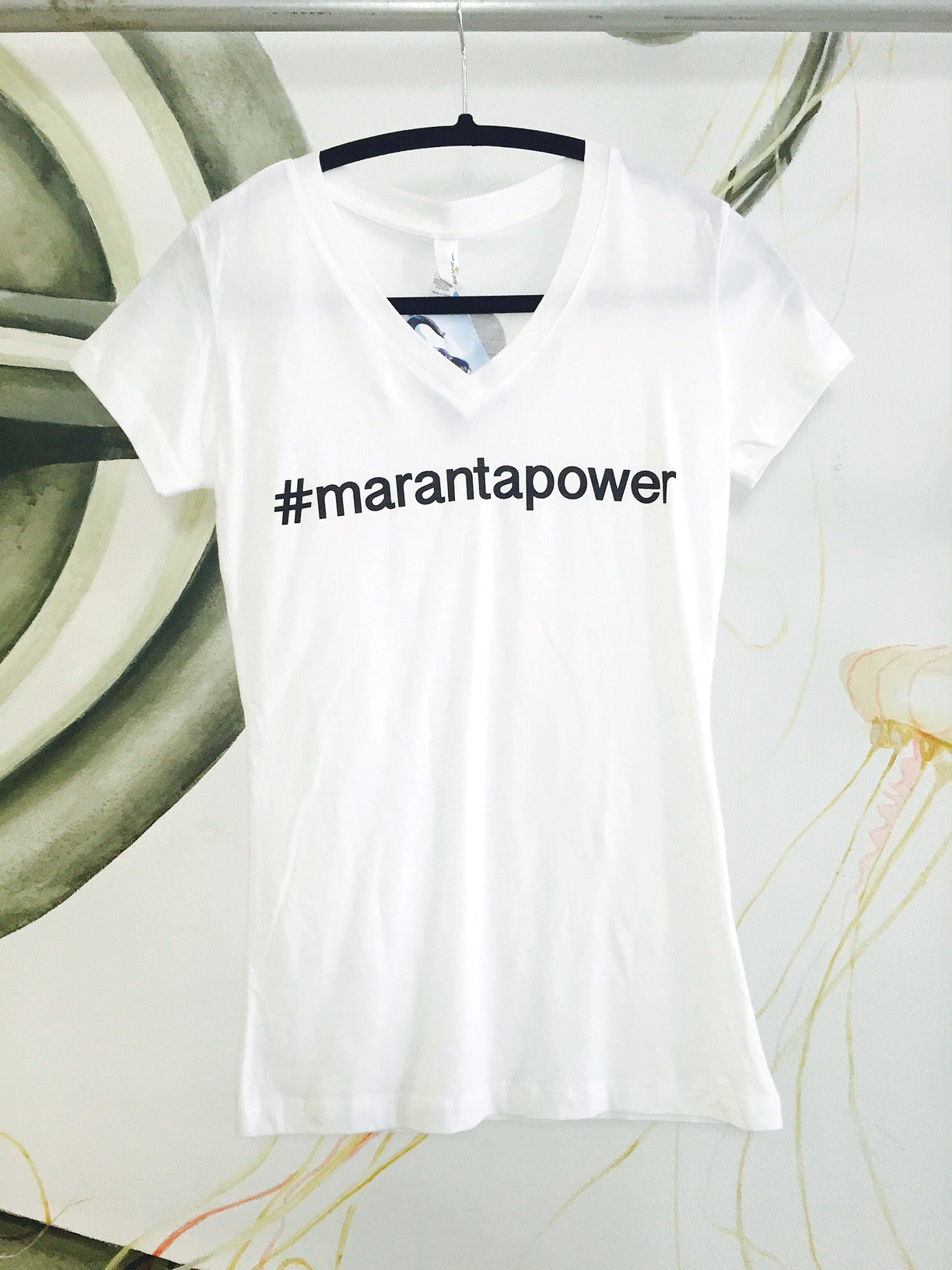 T-Shirt #marantapower
